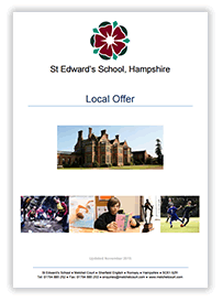 St Edwards Local Offer PDF